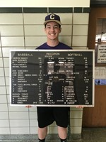 Andrew Russell Baseball Records