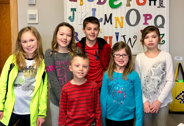 Congratulations to Central's April Students of the Month who were chosen by their teachers because they have consistently shown excellent character. We are very proud of these students!