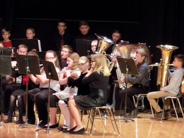 7th & 8th Grade Christmas Concert