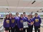 Girls Bowling Team Wins Tournament