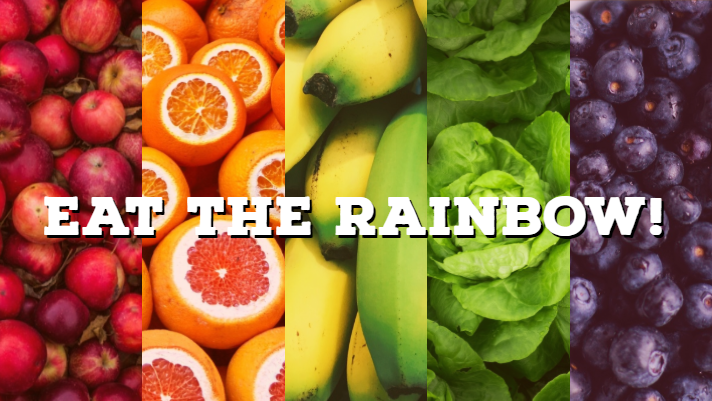 Eat the Rain picture of fruits and vegetables