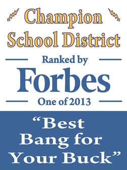 Bang for Buck 2013 Forbes