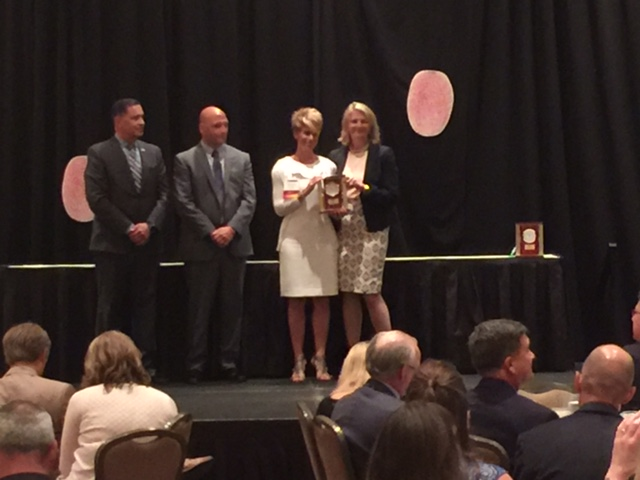 Ohio Distinguished Principal Award Recognition - OAESA 2016