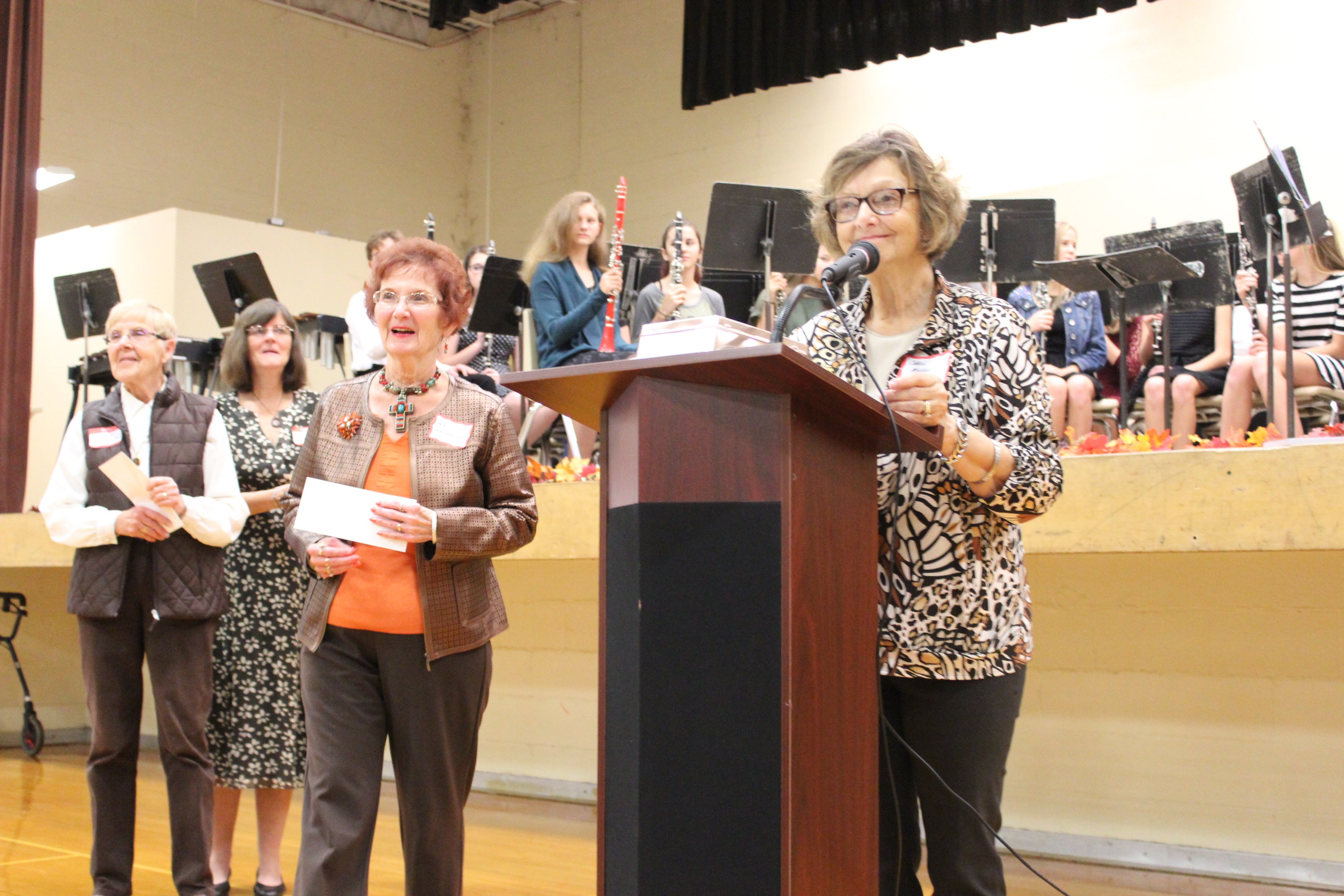 Senior Citizen Fall Festival 2016