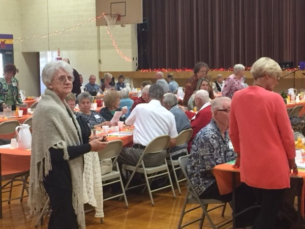 "The 11th Annual ""Fall Fest""  Appreciation Luncheon and Award Program"
