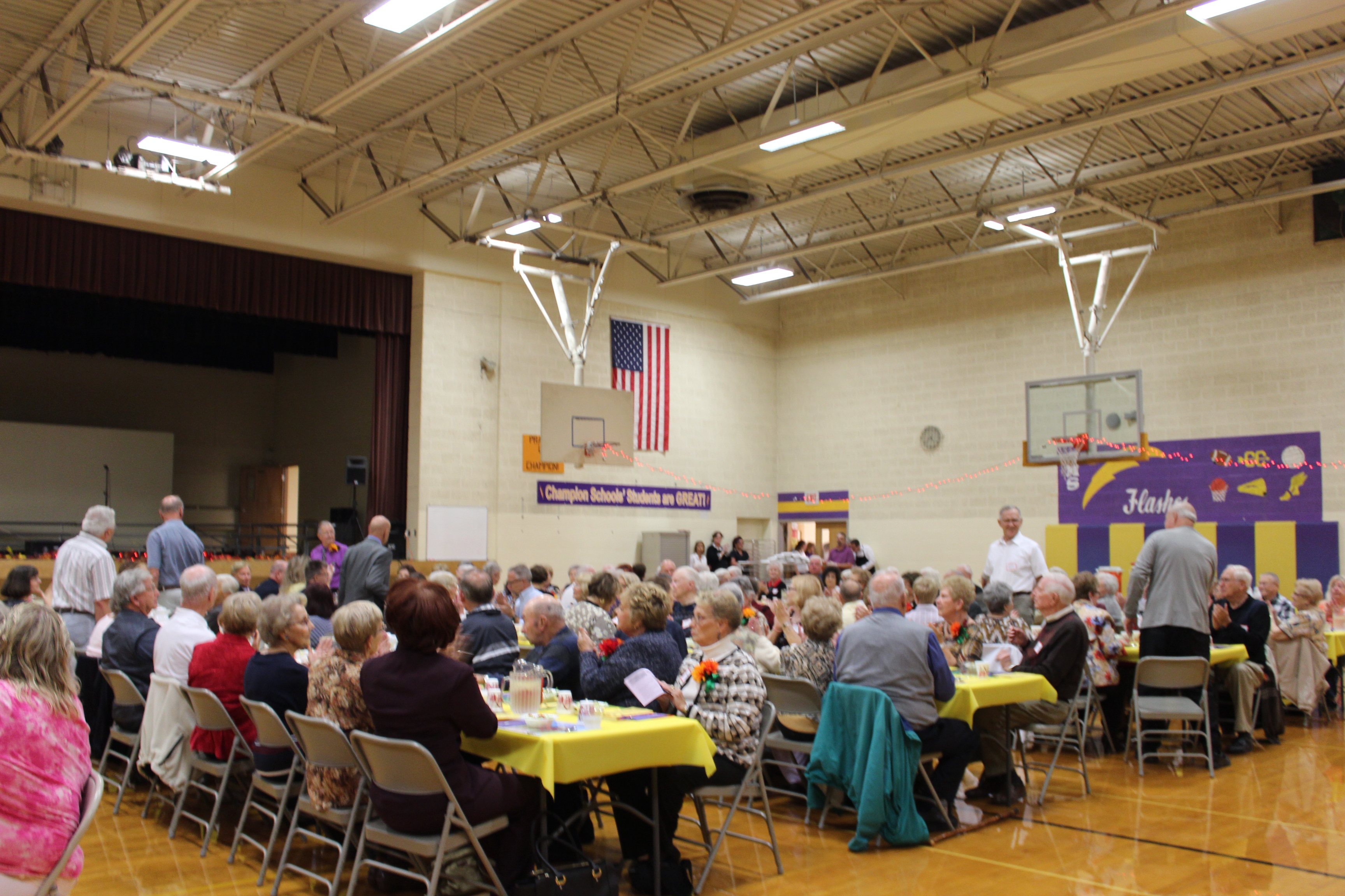 Senior Citizen's Fall Fest
